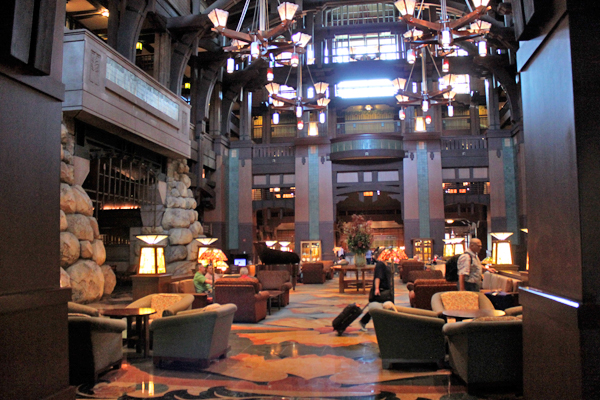 Disney Grand Californian Hotel Reviews Relaxation Disney Style